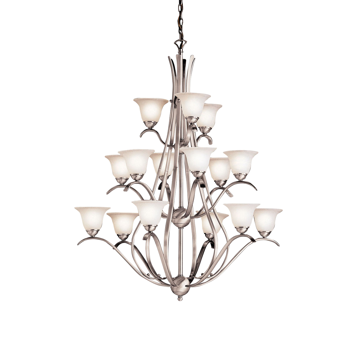 Awesome Dover 15 Light Multi Tier Chandelier By Cardello Lighting And Decor For Home Ideas
