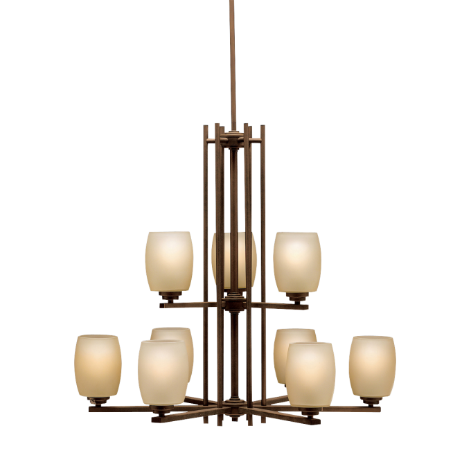 Awesome Eileen 9 Light Chandelier In Olde Bronze By Cardello Lighting And Decor For Home Ideas