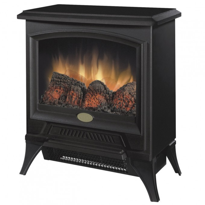 Charming Dimplex Electric Fireplaces In Black With Legs For Portable Fireplace Ideas