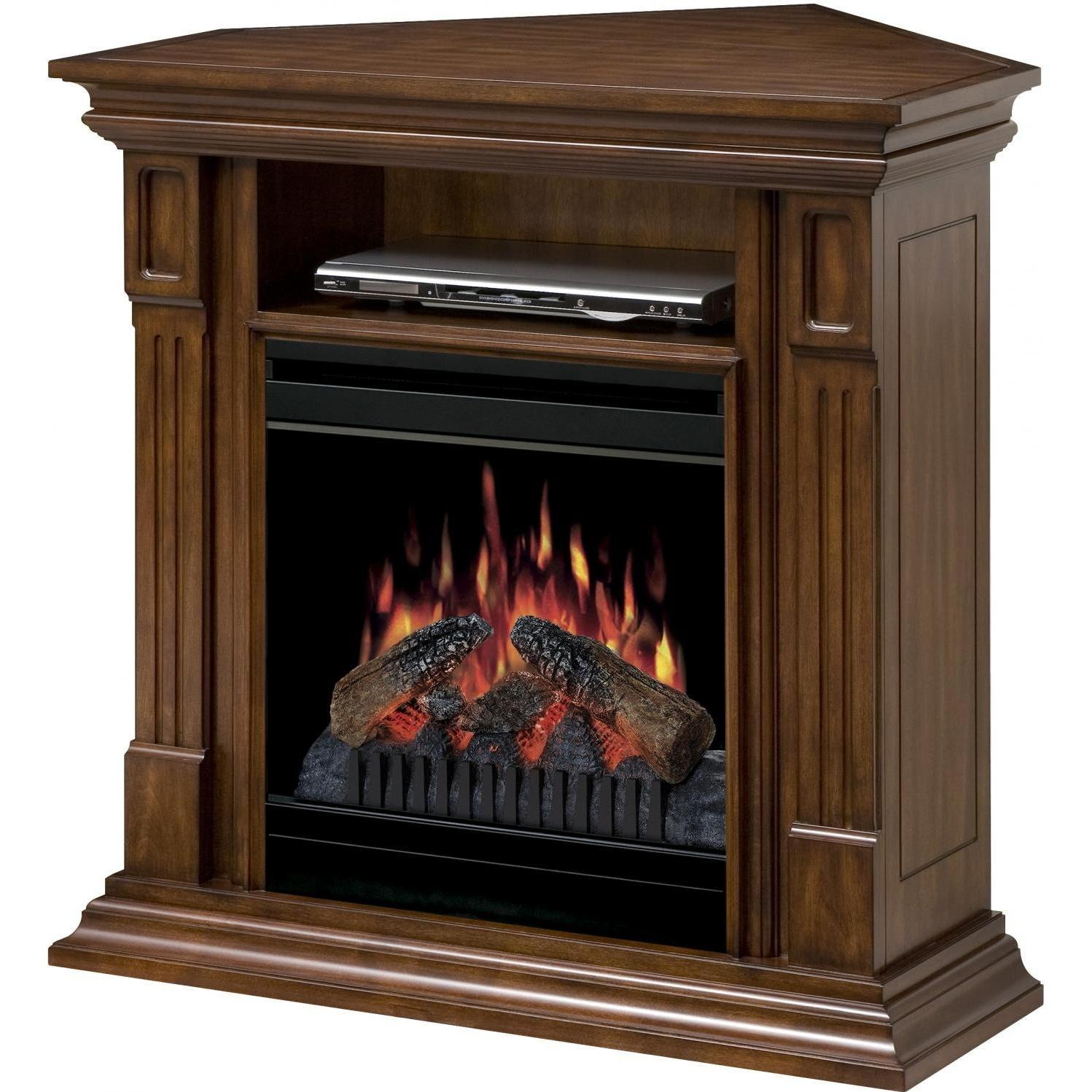 charming dimplex electric fireplaces with wood mantel kit with dvd stand for home heatwarming ideas