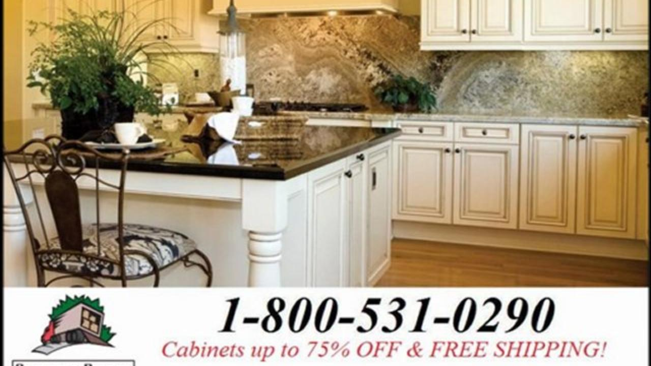 charming kitchen bertch cabinets in white with granite countertop matched with wooden floor for kitchen decor ideas
