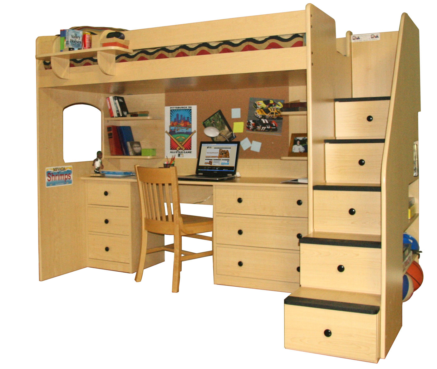 charming loft beds for teenagers with desk and storage for teenager bedroom furniture ideas