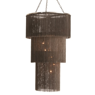 Chic Marsh Pendant With Unique Shade By Arteriors Lighting For Home Lighting Ideas