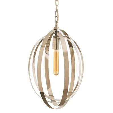 chic nico pendant with unique shade by Arteriors Lighting for home lighting ideas