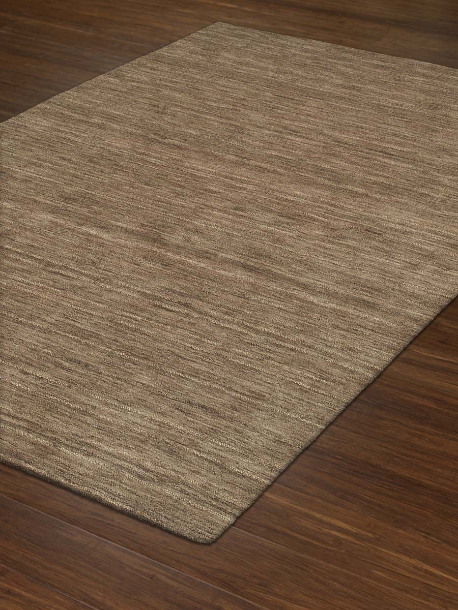chic rectangle Solid Taupe Wool Rug 8ft X 10ft Rafia RF100TP by dalyn rugs for floor decor ideas