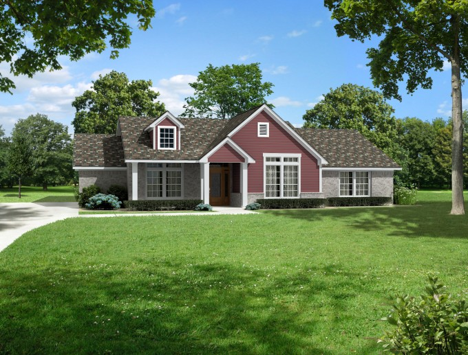 Chic Tilson Homes Exterior Deisgn With White Poles And Gray Roof Plus Framed Glass Windows Ideas
