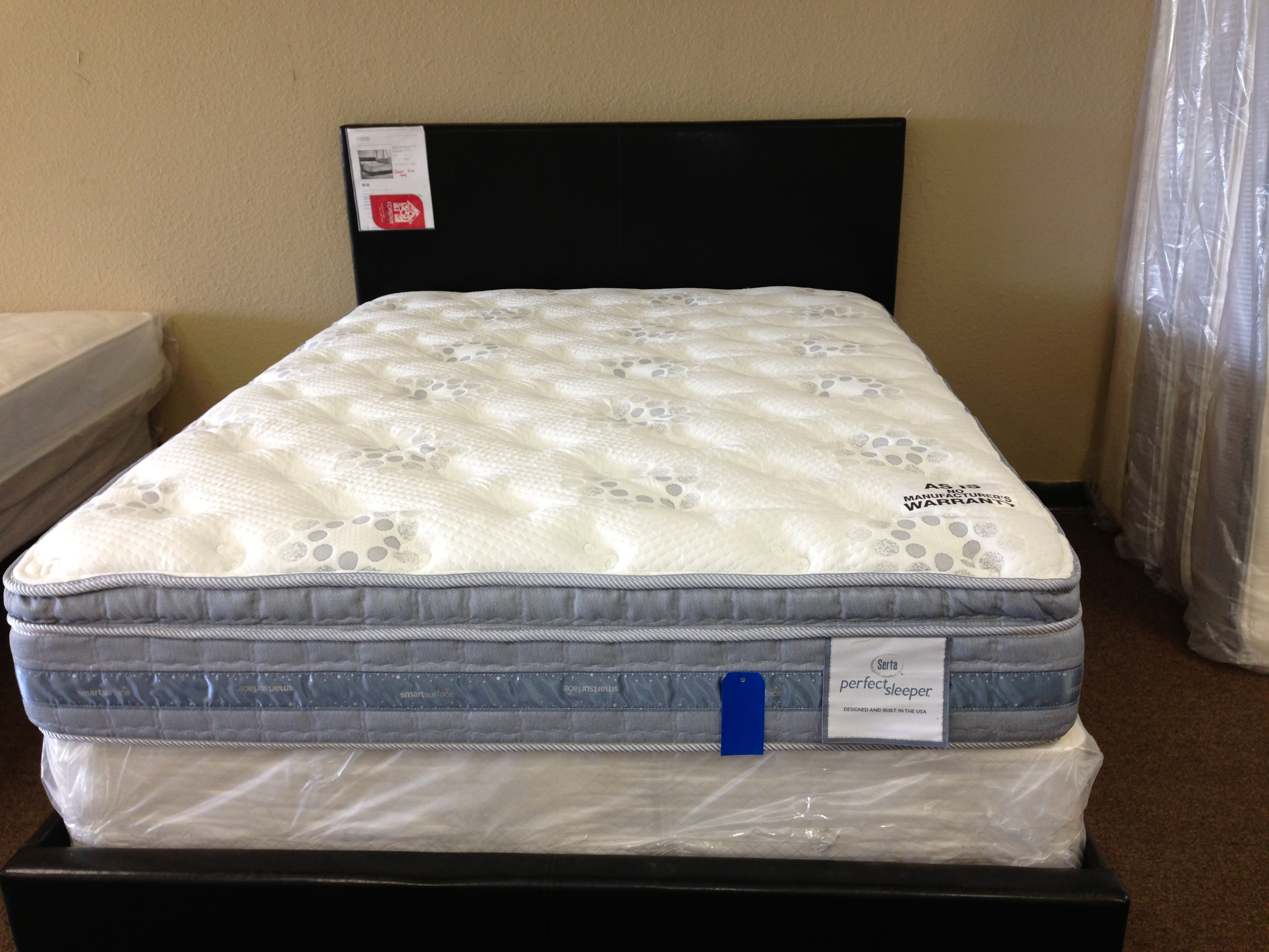 Comfortable Serta Perfect Sleeper Smart Surface For Bed Ideas