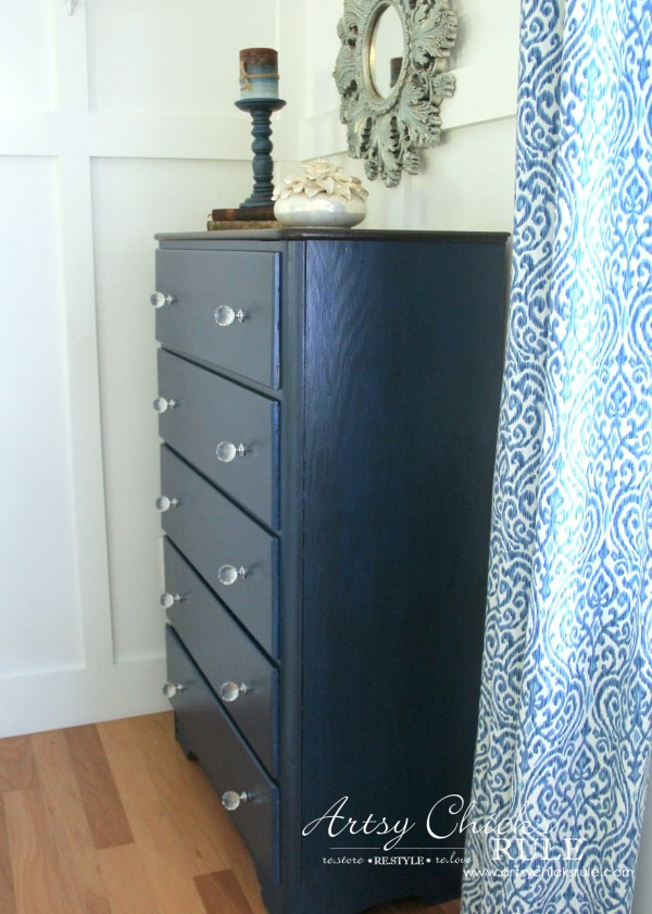 cool wooden dresser using general finishes java gel stain in black with small handles for home furniture ideas