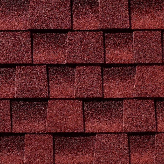 Cozy Gaf Timberline Hd In Patriot Red For Interesting Roofing Ideas