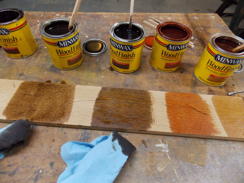 Amazing Custom Mixing Minwax Gel Stain With Provincial Reviews