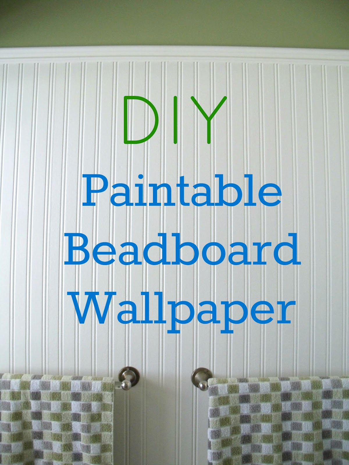 diy paintable wall doctor beadboard wallpaper for wall decor ideas
