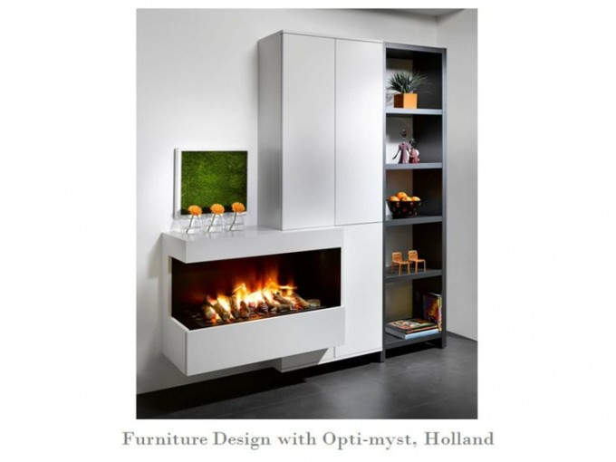 Fancy Dimplex Electric Fireplaces On White Armoire With Book Shelves For Family Room Decor Ideas