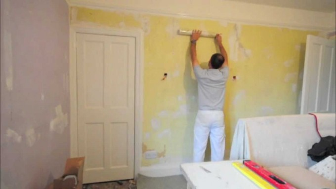 How To Install The Wall Doctor Beadboard Wallpaper