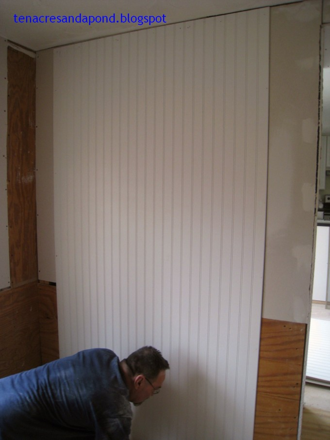 How To Install Wall Doctor Beadboard Wallpaper