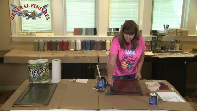 How To Repurpose Cabinets With General Finishes Java Gel Stain