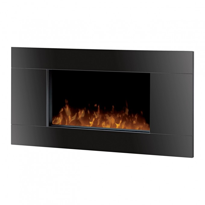 Inspiring Dimplex Electric Fireplaces With Black Frame For Home Heatwarming Ideas