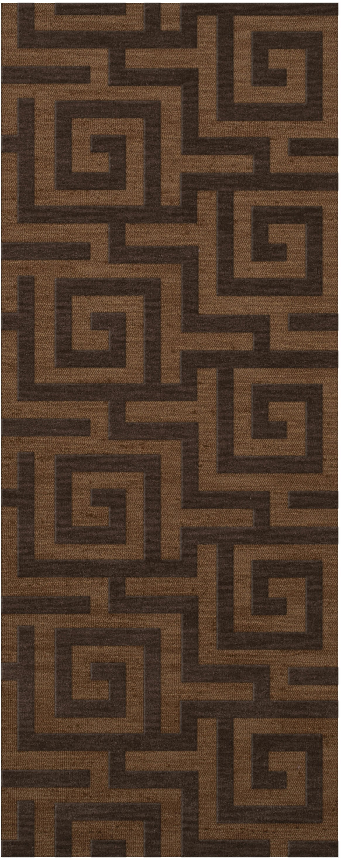 Interesting Pattern on Dalyn Rugs in brown for floor decor ideas