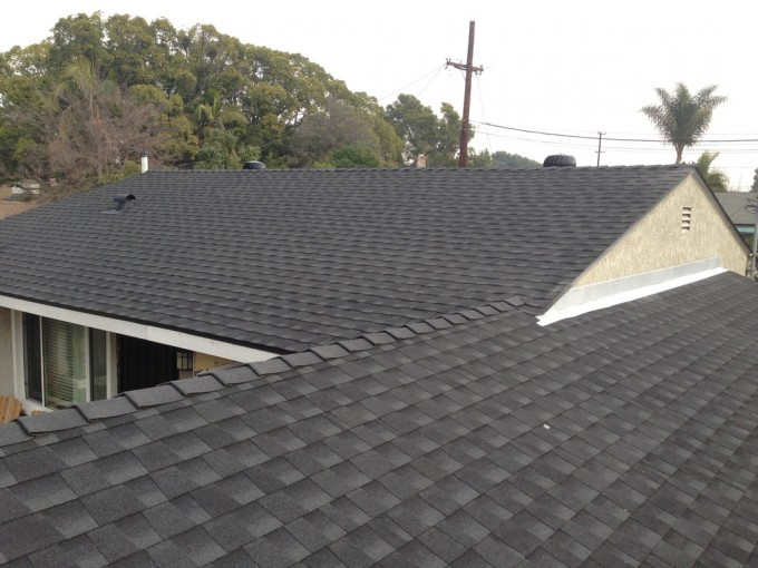Interesting Roofing With Dark Gaf Timberline Hd Ideas