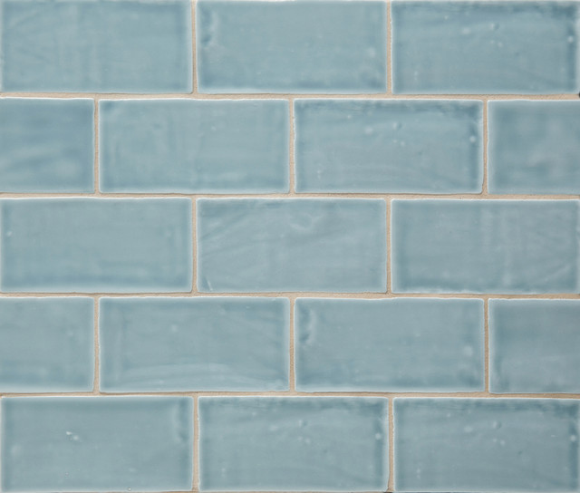 interesting Walker Zanger Tile Backsplash in blue for kitchen decor ideas