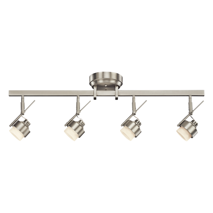 Lovable 4 Light LED Fixed Rail Lighting By Cardello Lighting And Decor For Home Ideas