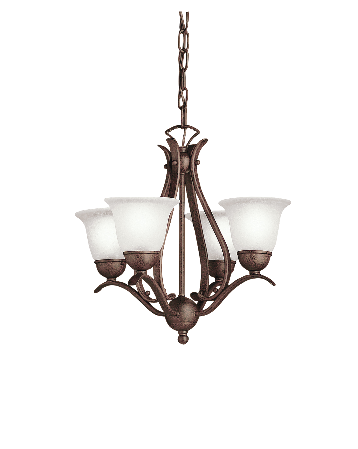 Lovely Dover 4 Light Mini Chandelier By Cardello Lighting And Decor For Home Ideas