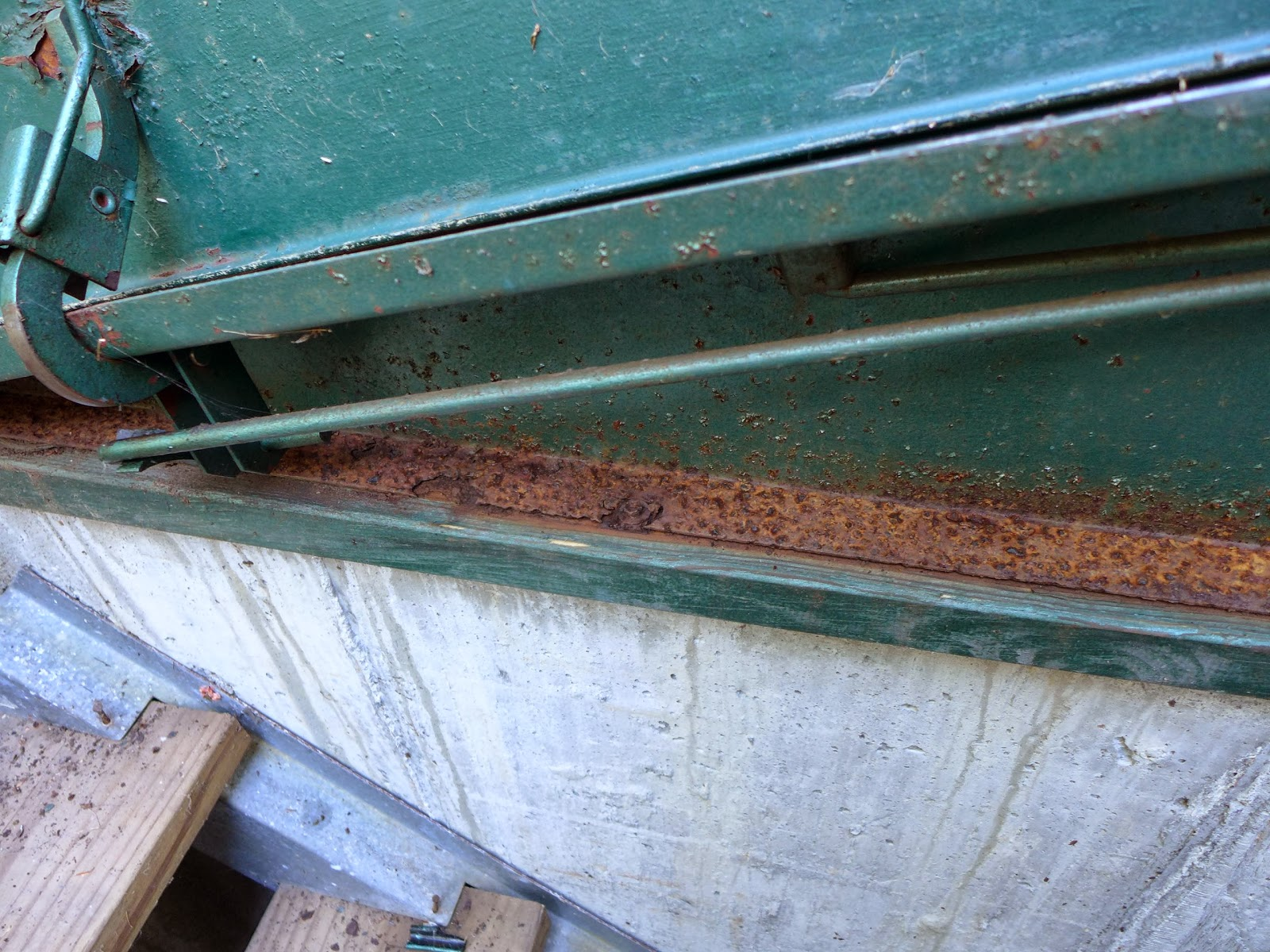 Nails and Sawdust Rebuilding an old basement bulkhead Bilco doors