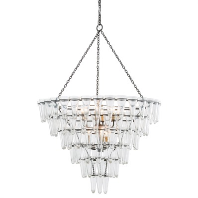 pretty McKenna Chandelier by Arteriors Lighting for home lighting ideas