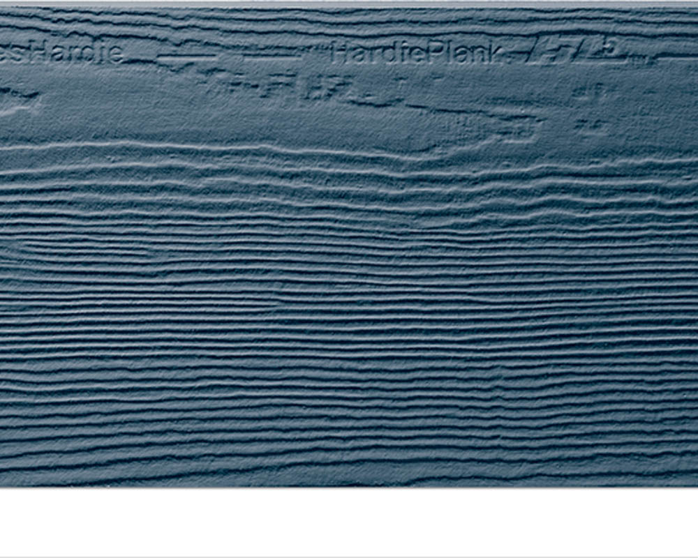 textured hardie plank siding in blue for home exterior design ideas