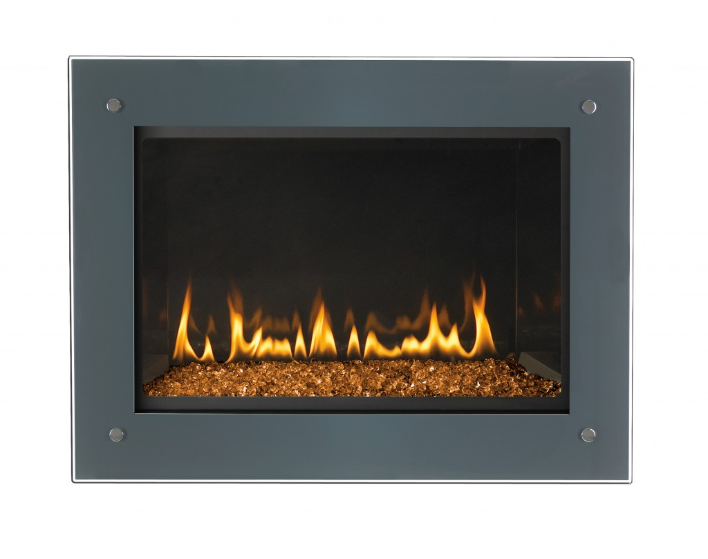 The GD36MN Manhattan™ Gas Fireplace from napoleon fireplace