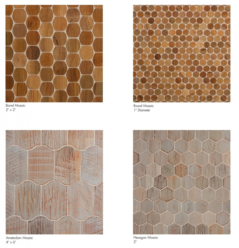 Trendspotting Tile Style by walker zanger for tile wall ideas