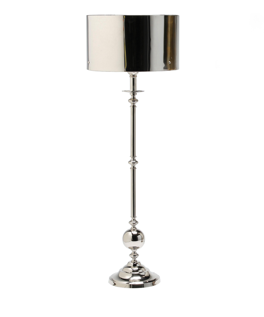 Vance Polished Nickel Candlestick Table Lamps by Arteriors Lighting for home decor ideas
