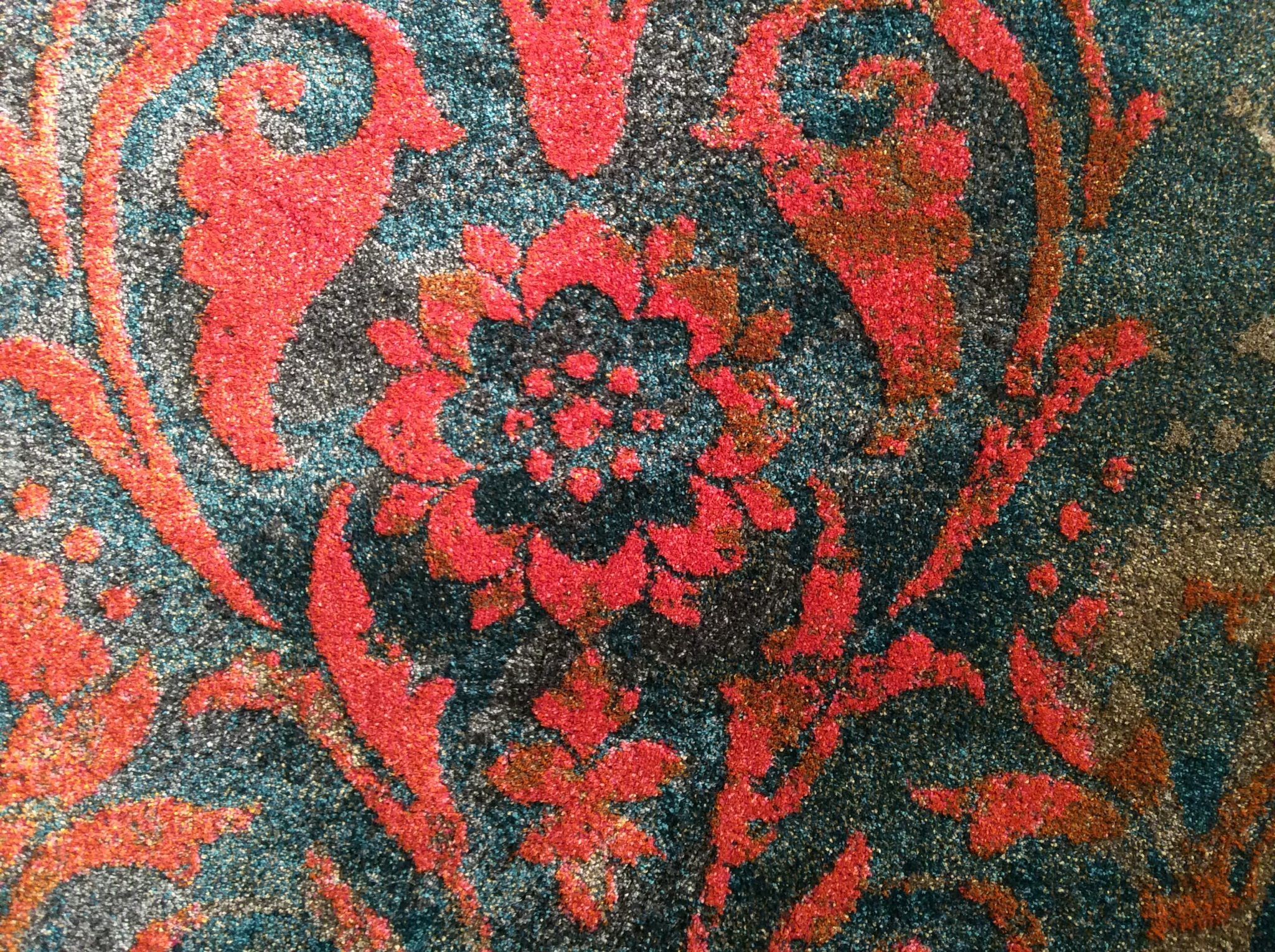wonderful dalyn rugs in black and red floral motif for floor decoration ideas
