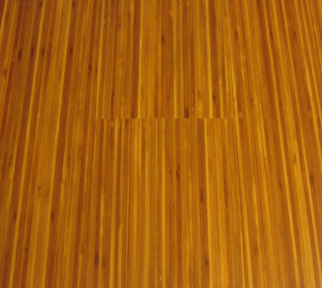 yellow wood floor by Konecto for flooring ideas