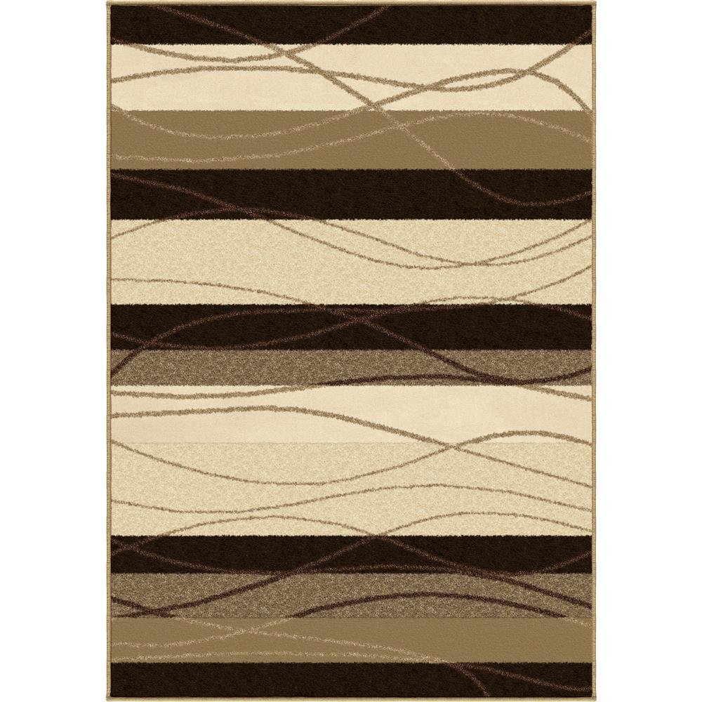 1801 2X8 Orian Rugs 1801 Four Seasons Tonal Stripe Mink for floor decor ideas