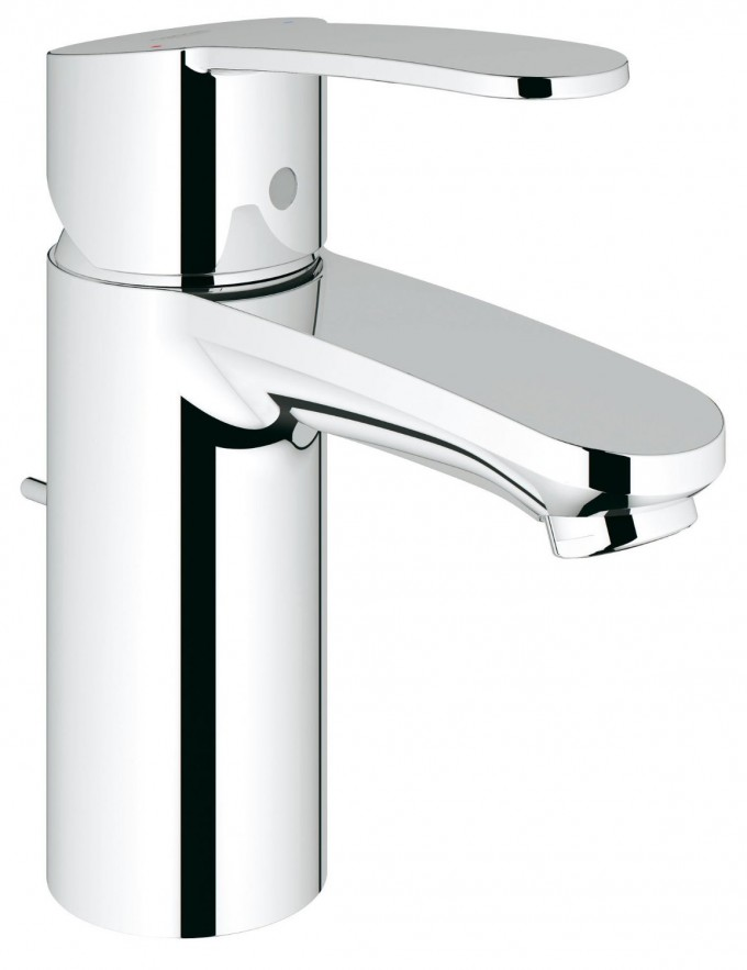 Amazing 23036002 Eurostyle Cosmopolitan Single Handle Bathroom Faucet By Grohe Faucets For Bathroom Furniture Ideas