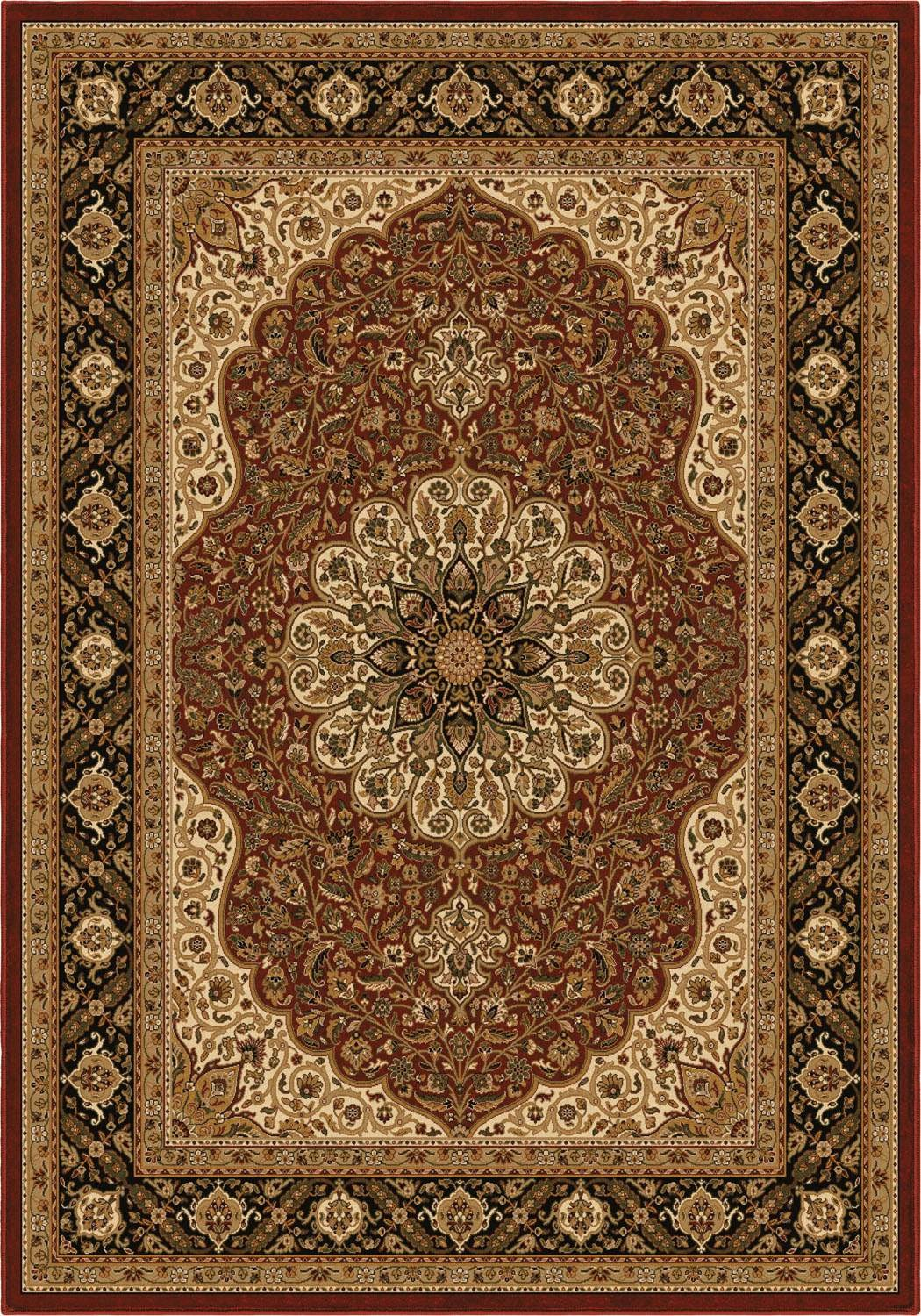 American Heirloom 1229 Osteen rug with floral pattern by orian rugs for floor decor ideas