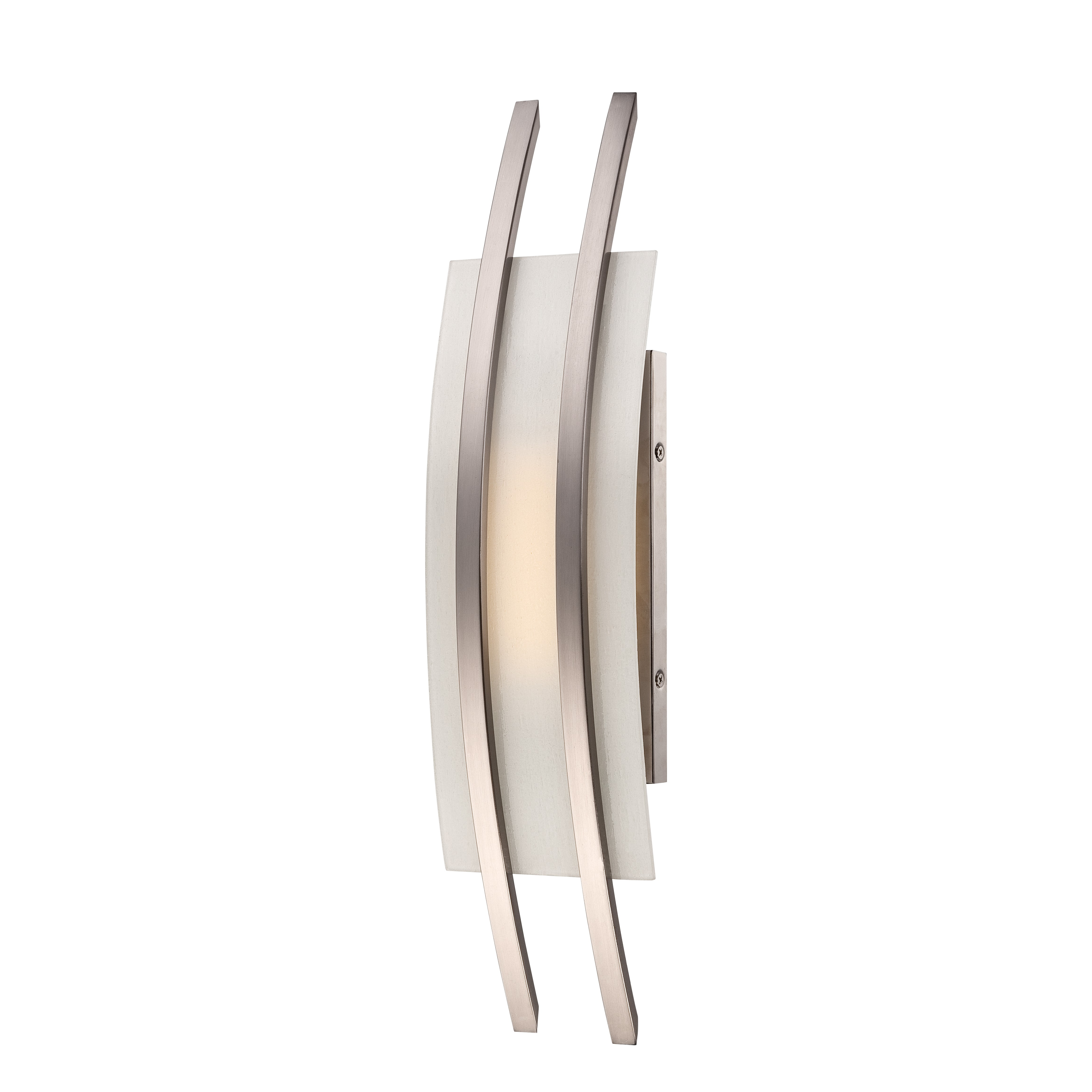 Awesome 1 Light Wall Mounted LED Wall Sconce By Nuvo Lighting For Home Lighting Ideas