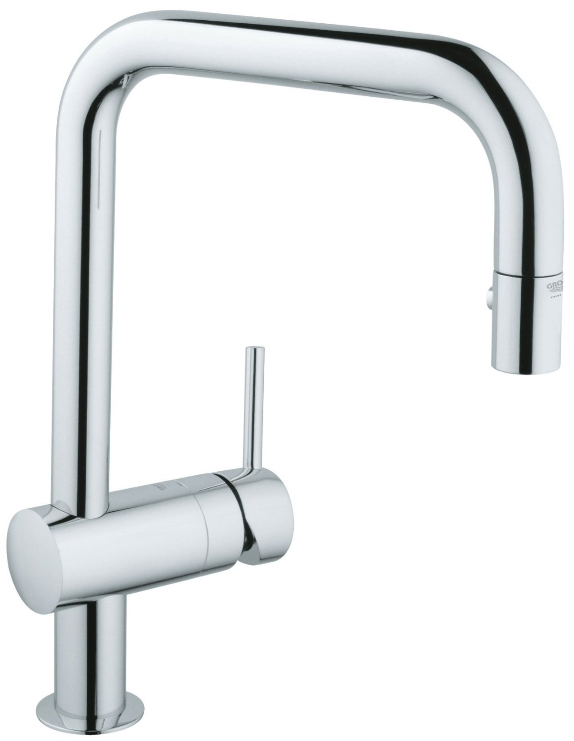 awesome 32319000 Minta Dual Spray Pull Down Kitchen Faucet by grohe faucets for kitchen furniture ideas