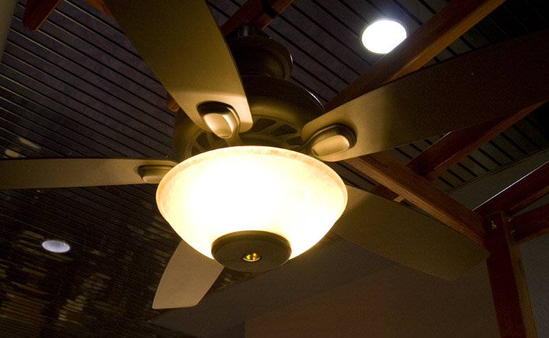 awesome casablanca ceiling fans in five blade slinger with single light for ceiling decor ideas
