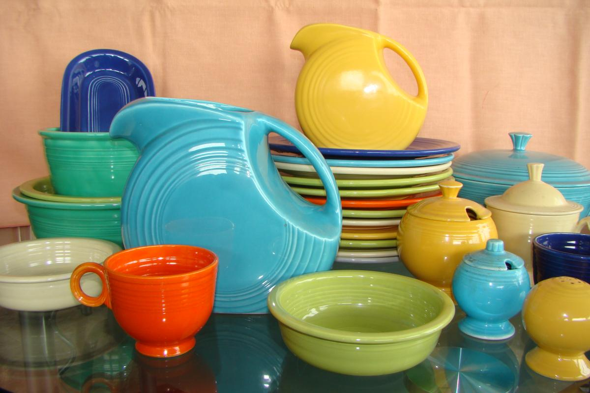 Awesome Collections Of Fiestaware For Dinnerware Ideas: Awesome Collections By Fiestaware For Dinnerware Ideas