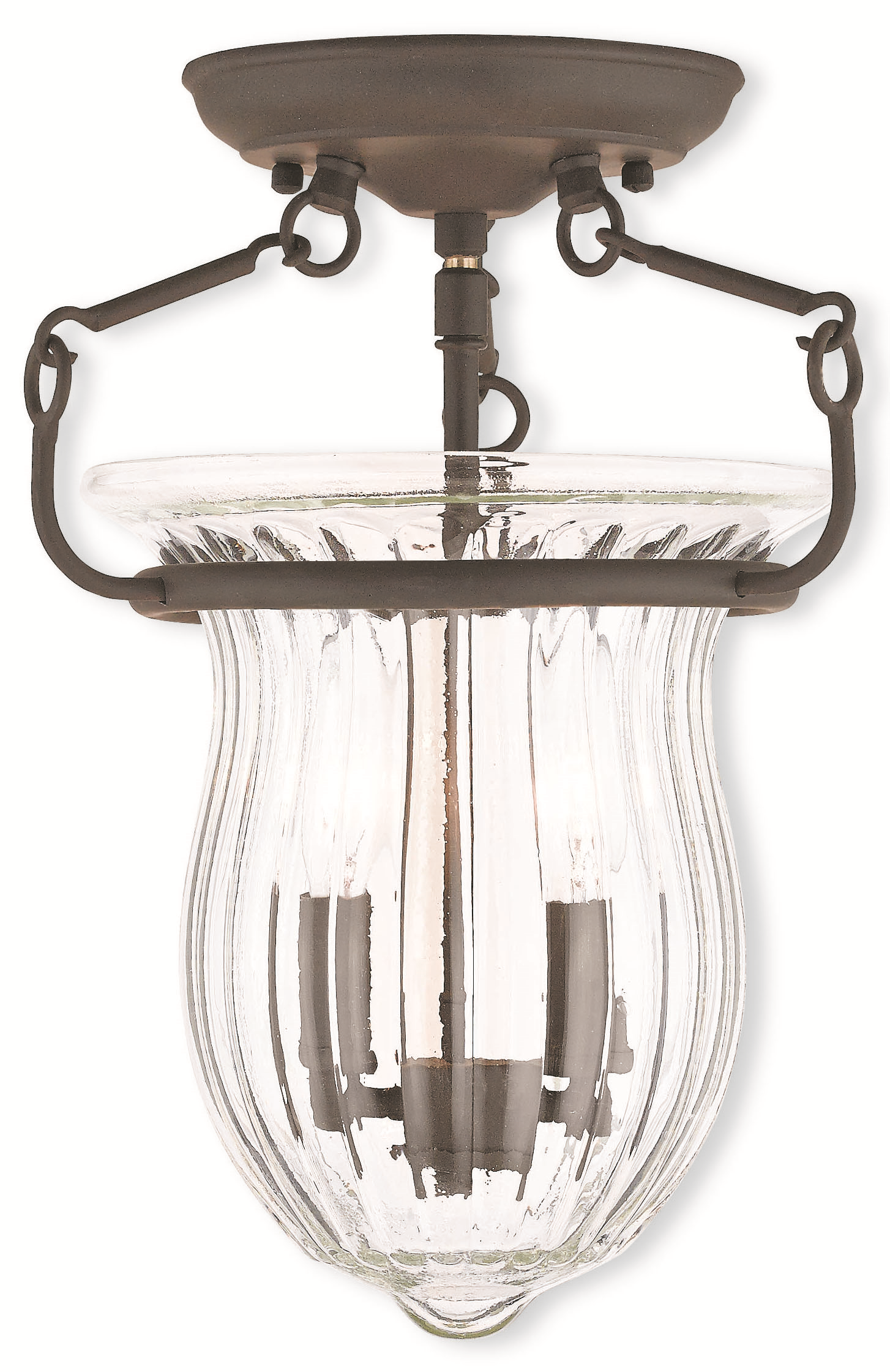 Wonderful Livex Lighting For Home Lighting Ideas: Awesome Livex Lighting 50941 07 Flush Mount From The Andover Collection For Home Lighting Ideas