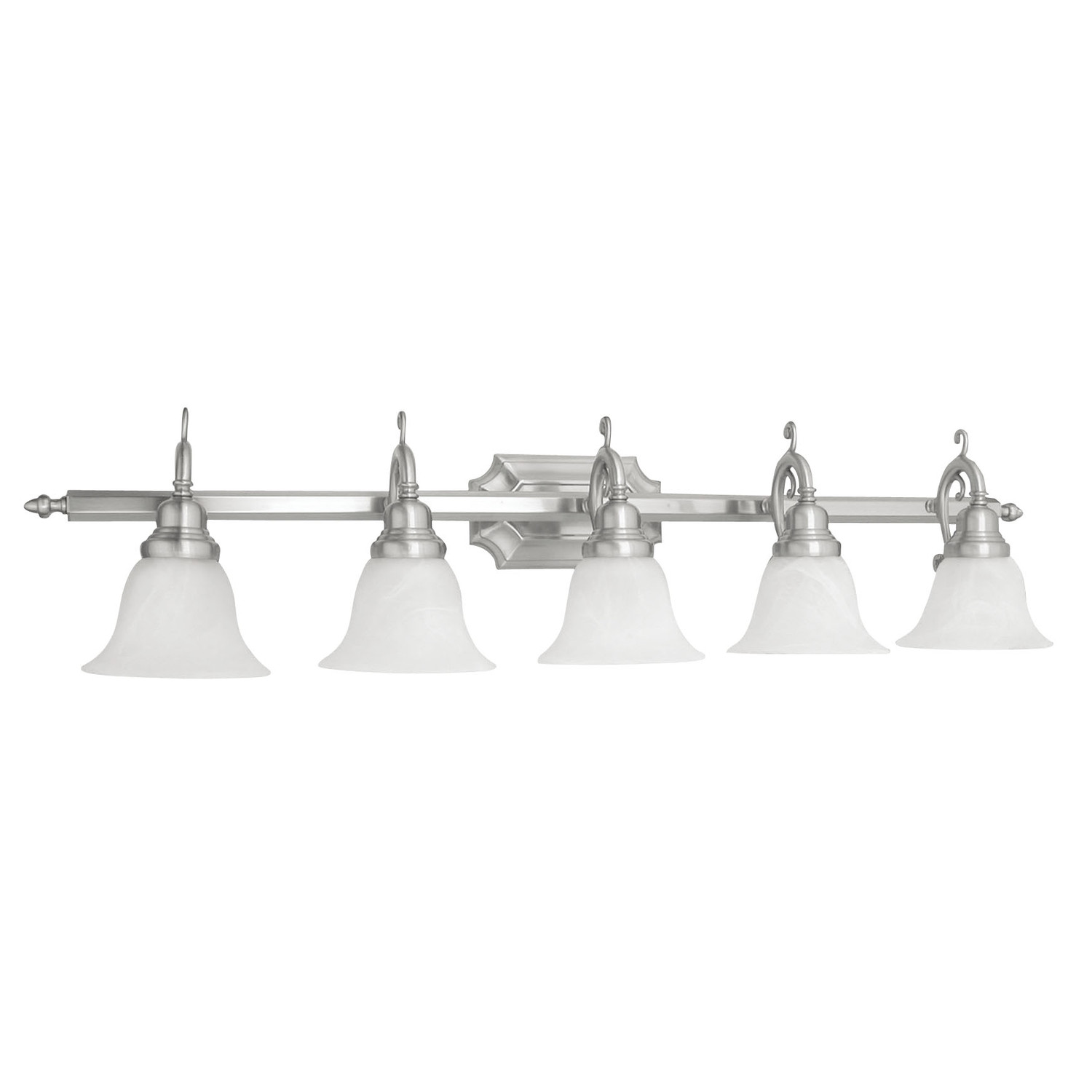 awesome Livex Lighting French Regency 5 Light Bath Vanity Light for bathroom lighting ideas