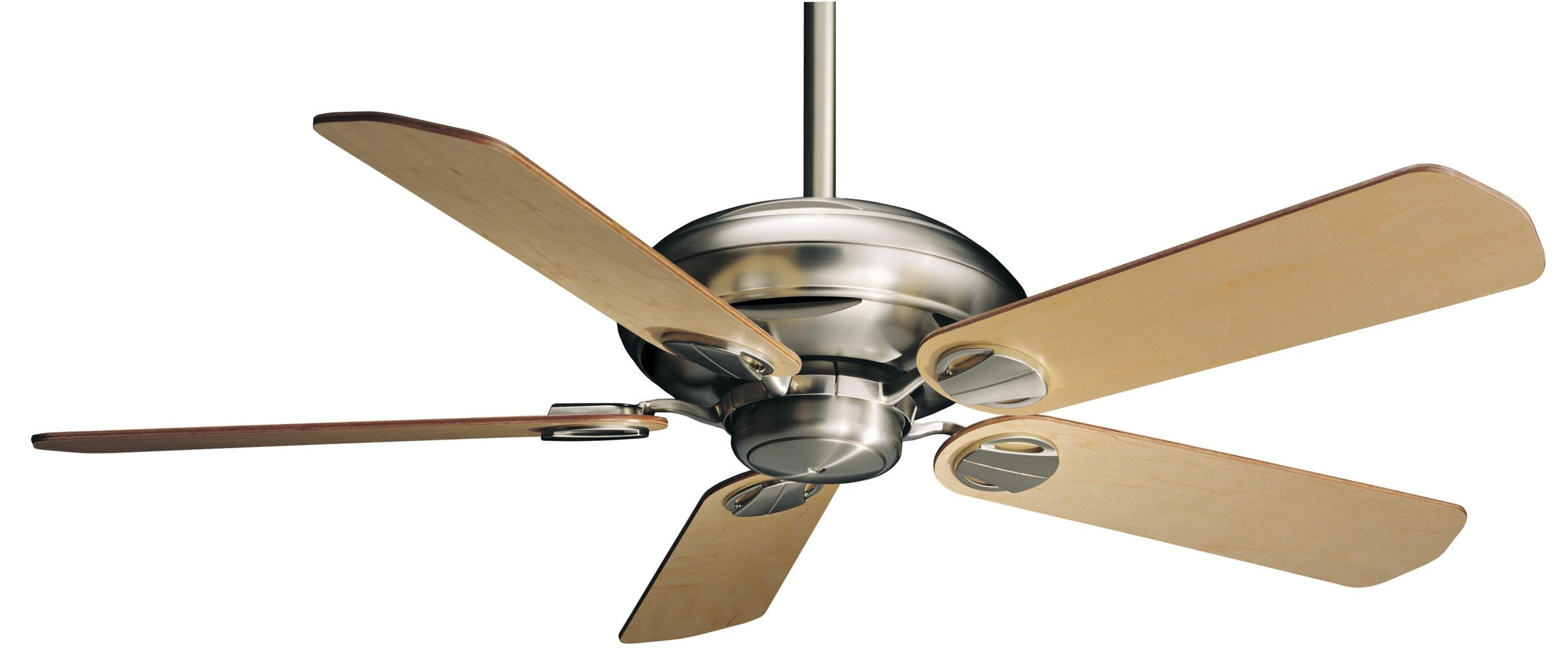 awesome Metropolitan casablanca ceiling fans CA 64799 in Brushed Nickel and five wooden blade slinger for ceiling furniture ideas