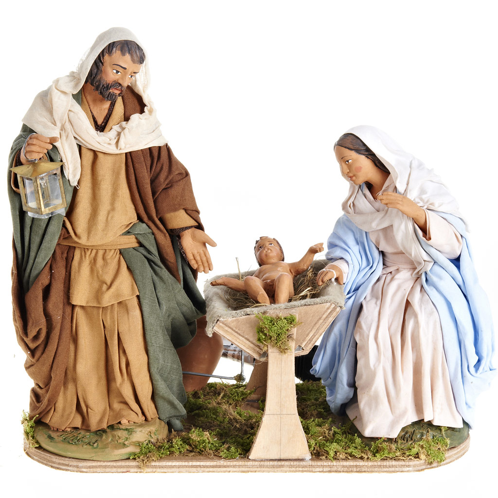 awesome nativity sets in 5 in 5 inch for christmas decoration ideas