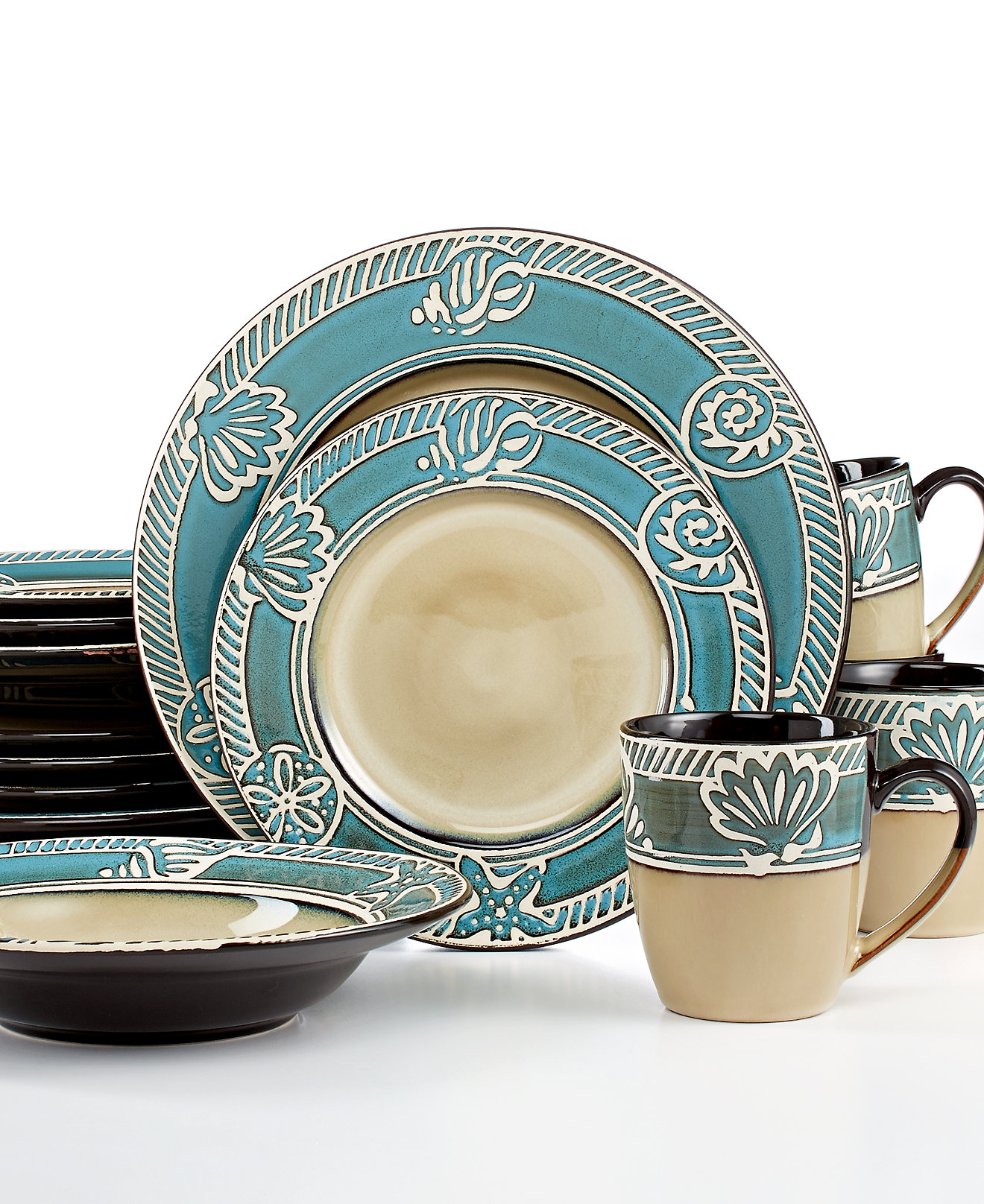 awesome pfaltzgraff everyday montego for chic dinnerware set ideas