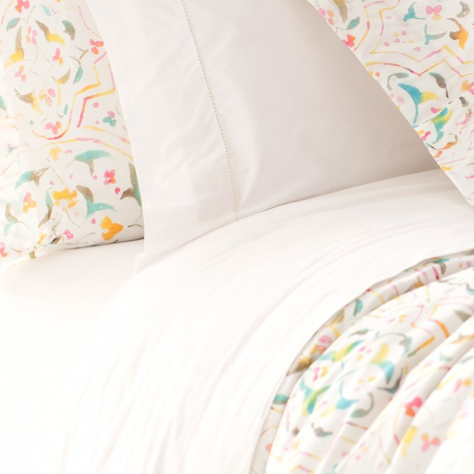 Awesome Pine Cone Hill Parama Sheet Set For Lovely Bed Ideas
