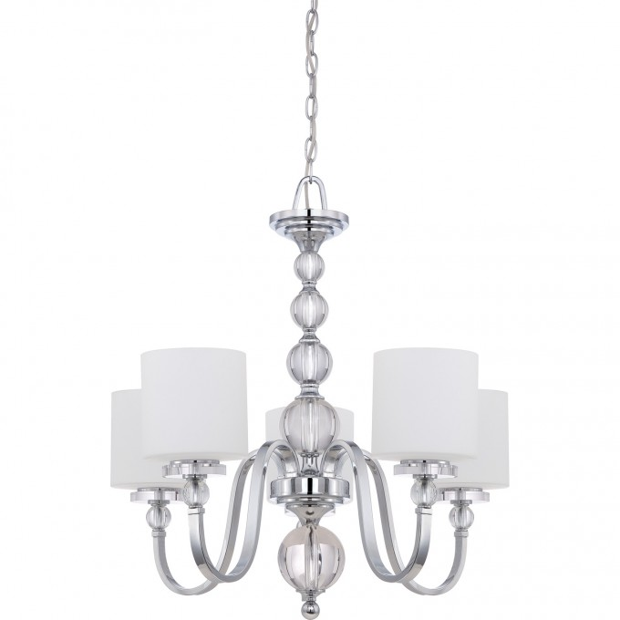 Awesome Quoizel Downtown 5 Light Chandelier For Home Lighting Ideas