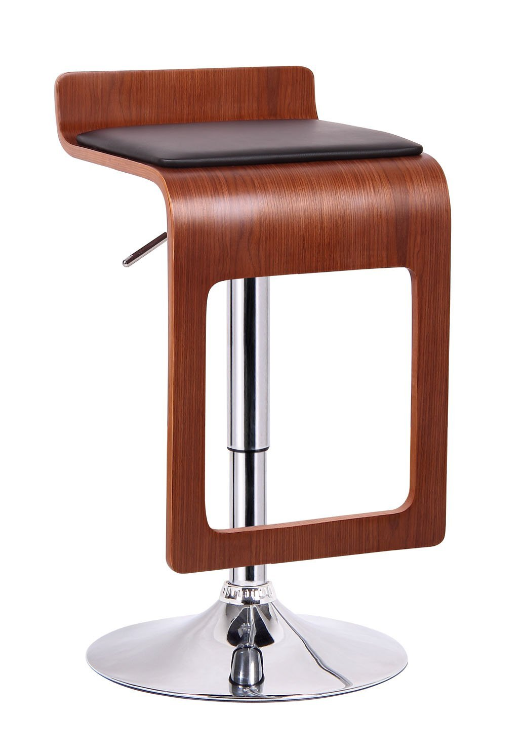 Baxton Studio Lynch Light Wood Modern Bar Stool by cymax bar stools for home furniture ideas