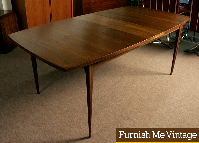 beautiful brown wooden table by broyhill furniture for dining room furniture ideas