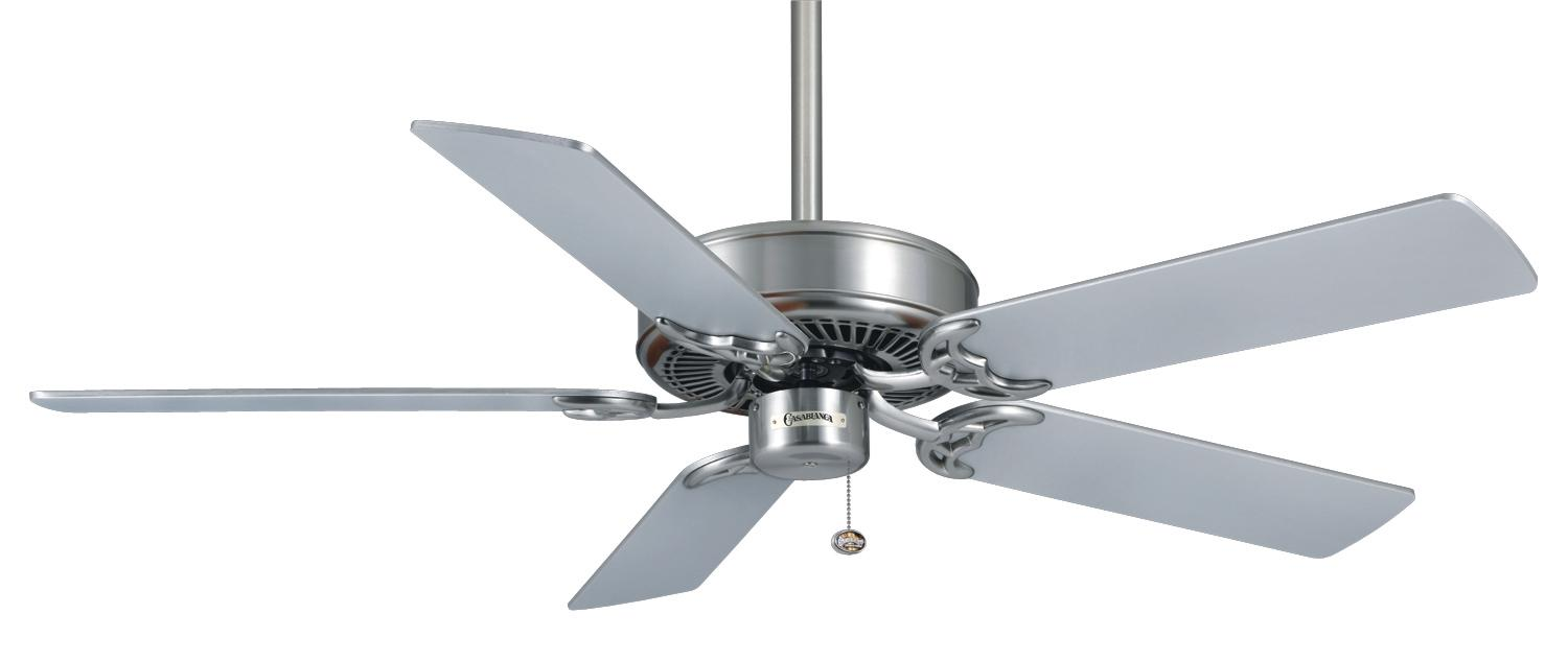 beautiful Four Seasons III 52 casablanca ceiling fans 84U45D in Brushed for ceiling decor ideas